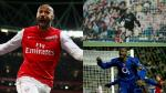 El once ideal de cracks que tuvo Arsene Wenger en Arsenal - Noticias de thierry henry