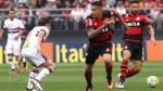 Con Guerrero y Cueva: Flamengo y Sao Paulo empataron 0 a 0 por Brasileirao - Noticias de rio hudson