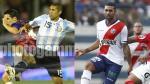 Exseleccionados de Argentina que pasaron por el fútbol peruano - Noticias de pablo vitti