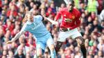 Manchester United no pudo con Stoke City y empató 1-1 por Premier League - Noticias de wilfried bony