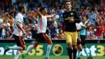 Atlético de Madrid: Alves protagonizó espectacular atajada de penal a Griezmann - Noticias de antoine griezmann