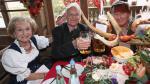 Jugadores de Bayern Munich y Ancelotti disfrutaron a lo grande el Oktoberfest - Noticias de munich thomas muller