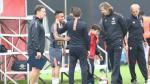 Selección: Cueva, Gallese, Ávila y Da Silva se sumaron a los entrenamientos - Noticias de rudíaz