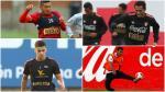 Selección Peruana: el once que probó Gareca a 4 días del partido ante Argentina - Noticias de fernando nogara