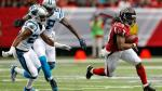 Atlanta Falcons derrotó a Carolina Phanters por la NFL - Noticias de cam newton