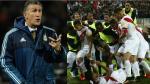 Selección Peruana: Edgardo Bauza reveló que le preocupa de la bicolor - Noticias de lucas biglia