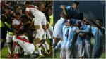 Perú ante Argentina: los duelos que veremos en el Nacional por Eliminatorias - Noticias de matias messi