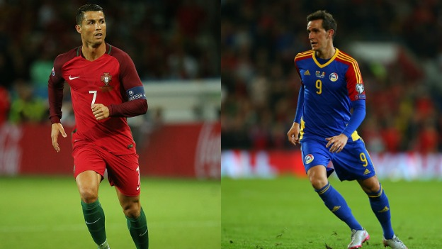 Resultado de imagen para PORTUGAL VS ANDORRA