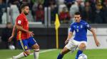 Italia igualó 1-1 con España en Turín con goles de Vitolo y De Rossi - Noticias de méxico vs ghana