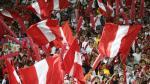Perú ante Argentina: el emotivo mensaje de los hinchas en el camarín de la bicolor - Noticias de estadio casa grande