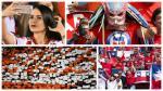 Eliminatorias Rusia 2018: el color y la fiesta de la previa en Conmebol - Noticias de barcelona de ecuador