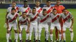 Acabó la primera rueda: ¿Cuántos puntos necesita Perú para clasificar? - Noticias de diego latorre