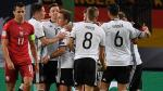 Alemania goleó 3-0 a República Checa por Eliminatorias Rusia 2018 - Noticias de munich thomas muller