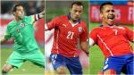 Perú ante Chile: posible once de Pizzi para el partido por Eliminatorias - Noticias de charles aranguiz