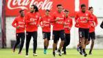 Sin Jorge Valdivia ni Puch: Chile probó nueva oncena que jugaría ante Perú - Noticias de charles aranguiz
