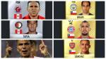 Perú o Chile: ¿qué once tiene mejores valoraciones en el FIFA 17? - Noticias de arturo armas