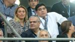 """Maradona al ser preguntado por Icardi a Argentina: """"Yo de traidores no hablo"""" - Noticias de michel salgado"""