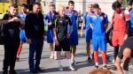 Eliminatorias: Selección de Irak sacrificó oveja para cortar mala racha - Noticias de selección de islas feroe