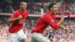 Cristiano Ronaldo se burló de Rio Ferdinand luego de verlo entrenar - Noticias de rio ferdinand