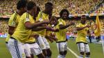 Colombia se adelantó a Uruguay: Aguilar marcó y celebró con curioso baile - Noticias de abel aguilar
