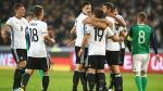 Alemania venció 2-0 a Irlanda del Norte por Eliminatorias Rusia 2018 - Noticias de julian draxler