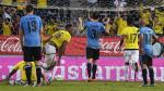 Mina marcó golazo de cabeza para el empate de Colombia ante Uruguay - Noticias de fernando muslera