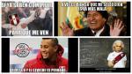 Perú está casi fuera del Mundial 2018 y esto dicen los memes en redes sociales - Noticias de mauricio isla