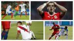 Perú cumplirá 36 años: otros países que no van a un Mundial hace mucho tiempo - Noticias de diego latorre