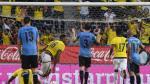 ¿Cuánto tiempo tuvo que pasar para que a Uruguay le anoten dos goles de cabeza? - Noticias de sami khedira