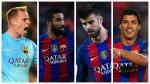 ¿Con Messi o no? La probable alineación de Barcelona ante La Coruña [FOTOS] - Noticias de jordi alba