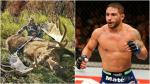 UFC: Chad Mendes genera polémica por publicar fotos de 'trofeos' de caza - Noticias de eric vasille