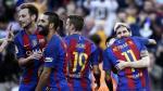 Con gol de Messi: Barcelona ganó 4-0 a Deportivo La Coruña por Liga Santander - Noticias de bruno calderon