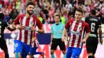 Atlético de Madrid aplastó 7-1 a Granada y es líder de la Liga Santander - Noticias de isaac cuenca