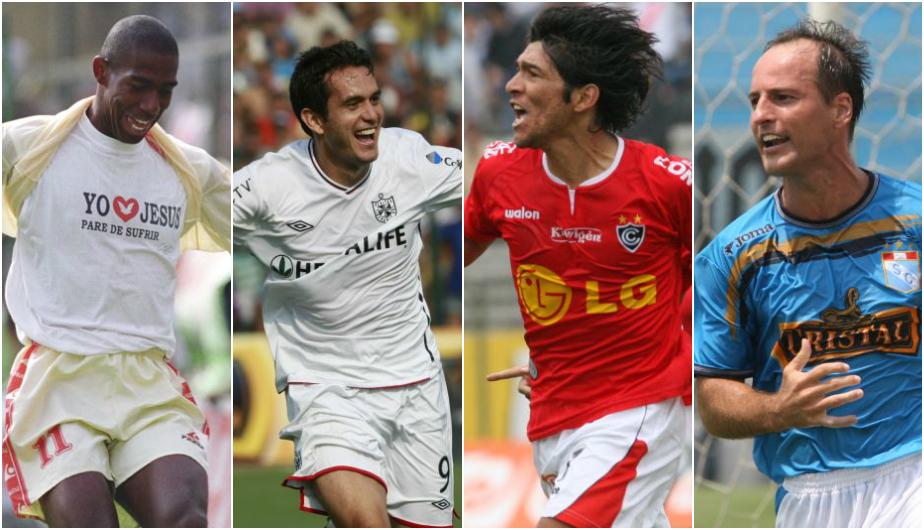 Salieron goleadores de una temporada, ¿qué pasó con ellos en la siguiente? (USI)