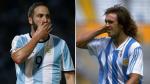 Duro, pero cierto: los goles decisivos de Higuaín los hizo Batistuta - Noticias de gabriel omar batistuta