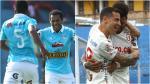 Sporting Cristal y Universitario: ¿ya están clasificados a los Playoffs? - Noticias de fecha 18 descentralizado
