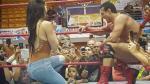 Paige interrumpió pelea y le propuso matrimonio a Alberto del Río (VIDEO) - Noticias de divorcio