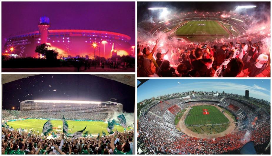 Estos son los 20 estadios en Sudamérica que debes conocer antes de morir (Internet)
