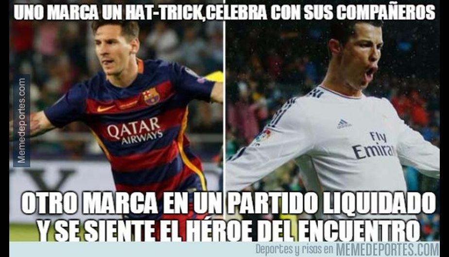Los mejores memes de la goleada de Barcelona a Manchester City por Champions League. (Meme Deportes)
