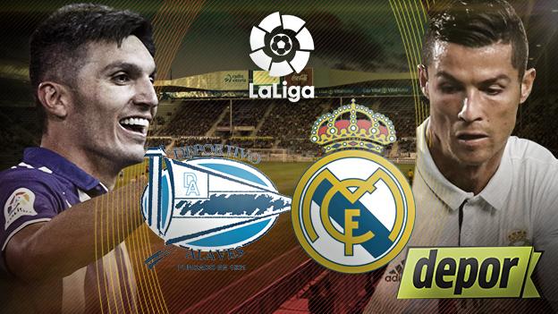 Resultado de imagen para Imágenes recientes de Deportivo Alavés vs Real Madrid