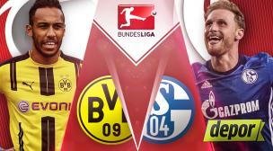 Borussia Dortmund vs. Schalke: chocan hoy en derbi del Ruhr por Bundesliga
