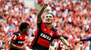 Paolo Guerrero: Flamengo vs. Atlético Mineiro chocan hoy por Brasileirao