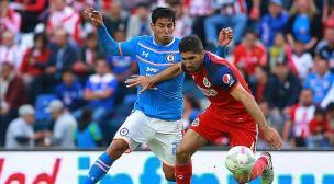 Chivas vs. Cruz Azul juegan hoy por fecha 15 de la Liga MX
