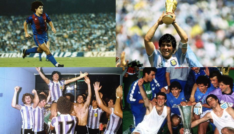 El monólogo de Maradona por su cumpleaños