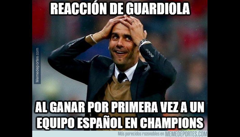 El Manchester City se despertó y vence 2 a 1 al Barcelona