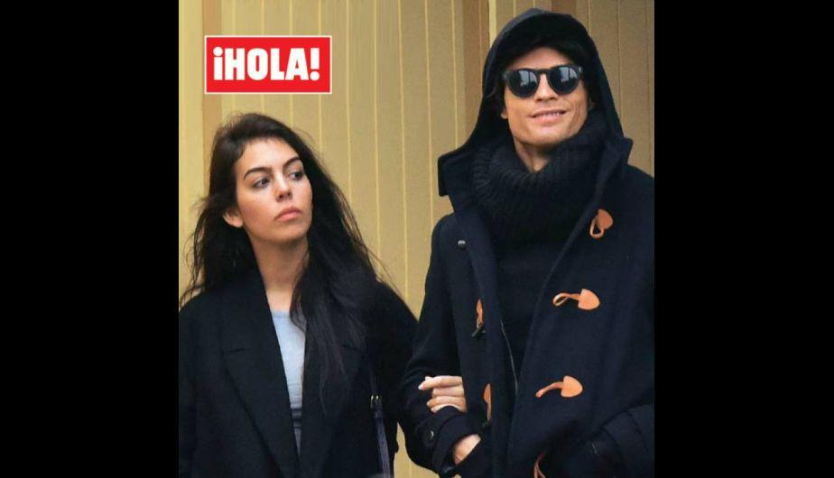 Ronaldo y Georgina Rodriguez: el álbum de la nueva pareja del portugués. (Fotos: Hola e Internet)