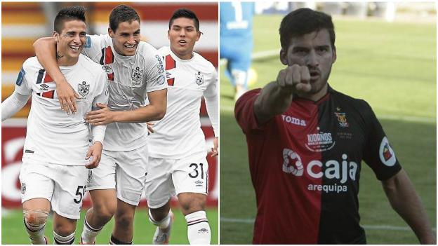 Sector - U - Crema: [Universitario 0 - 1 San Martín]: Es Melgar...