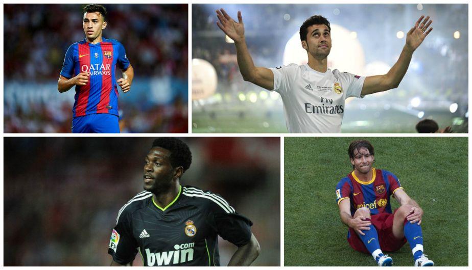 ¿Los recuerdas? Ellos disputaron un Barcelona vs Real Madrid y ahora su valor es casi nulo.