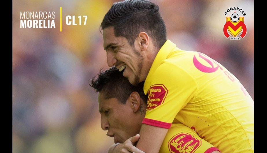 Raúl Ruidíaz renovó por tres años con el Morelia