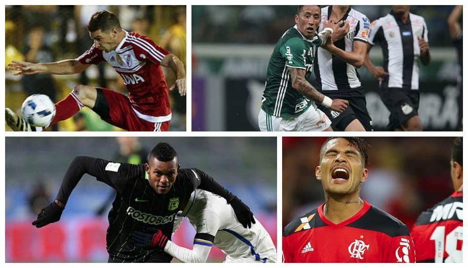 Con Juan Manuel Vargas: las figuras de cada equipo que veremos en Libertadores
